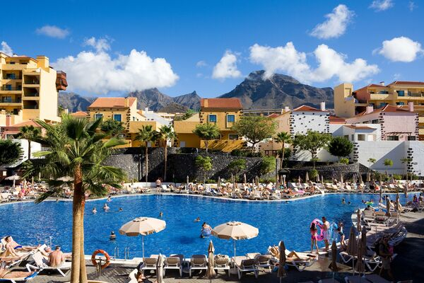 Holidays at GF Isabel in Fanabe, Costa Adeje