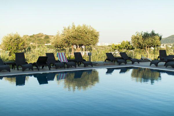 Holidays at Hillside Studios & Apartments in Faliraki, Rhodes