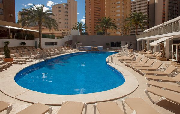 Holidays at RH Princesa Hotel in Benidorm, Costa Blanca