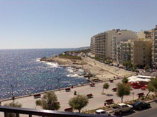 Holidays at Roma Hotel in Sliema, Malta