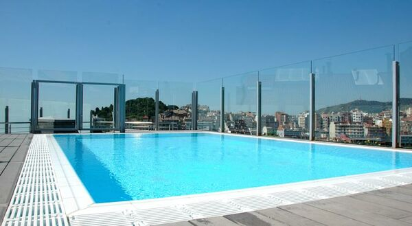 Holidays at Catalonia Park Guell Hotel in Greater Barcelona, Barcelona