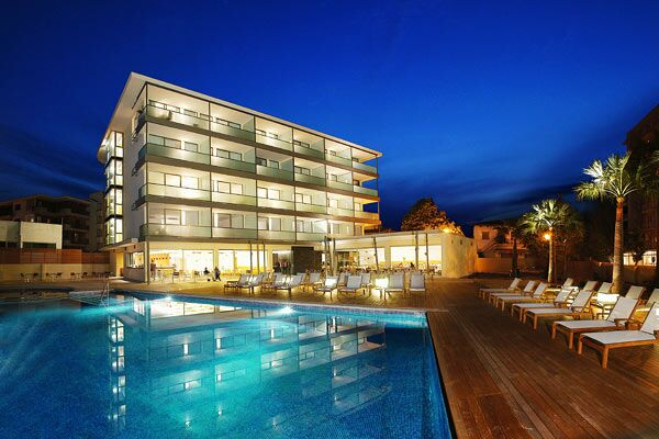 Holidays at Aimia Hotel in Puerto de Soller, Majorca