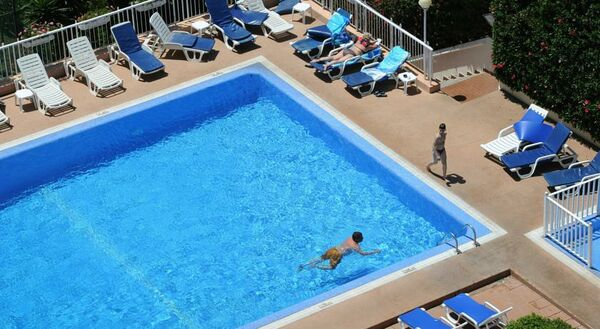 Holidays at Dorisol Buganvilia Aparthotel in Funchal, Madeira