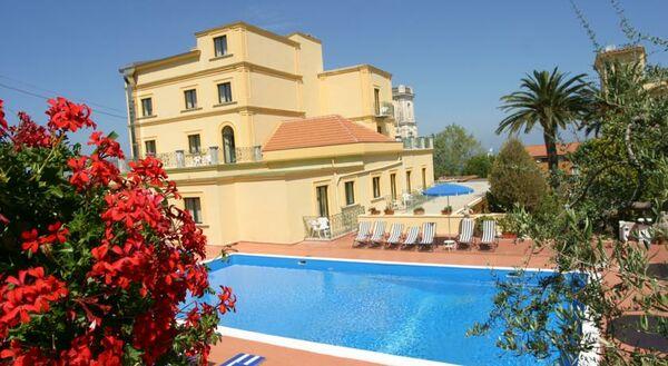 Holidays at Villa Igea Hotel in Sorrento, Neapolitan Riviera