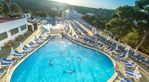 Holidays at Presidente Hotel in Portinatx, Ibiza