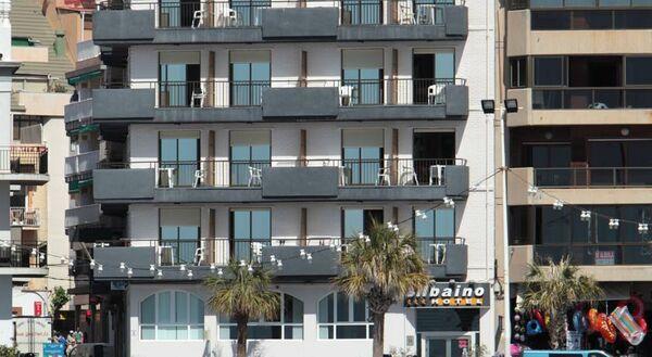 Holidays at Bilbaino Hotel in Benidorm, Costa Blanca