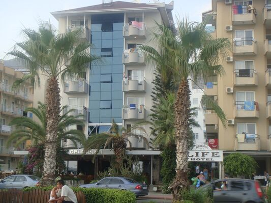 Holidays at Kleopatra Celine Hotel in Alanya, Antalya Region