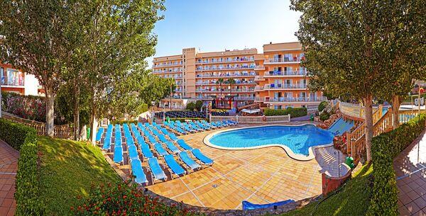 Holidays at Palma Bay Club Hotel in El Arenal, Majorca