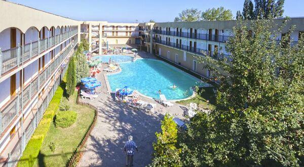 Holidays at Amfora Hotel in Sunny Beach, Bulgaria