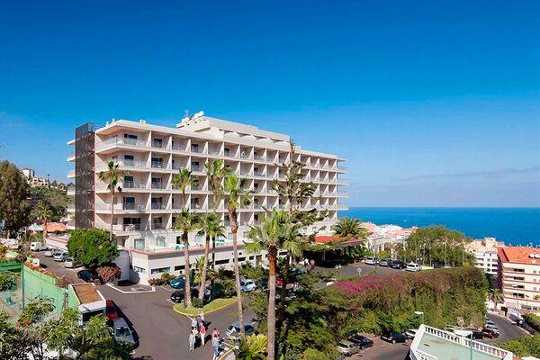 Holidays at El Tope Gran Hotel in Puerto de la Cruz, Tenerife