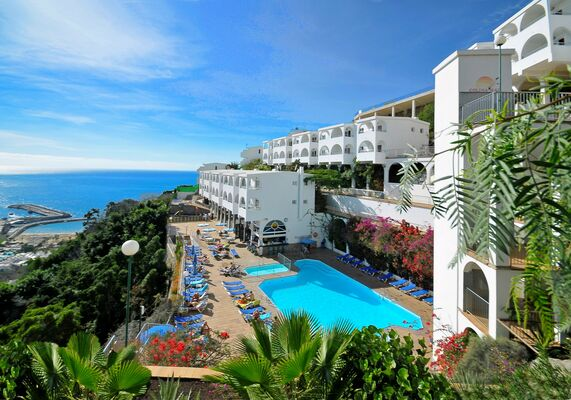 Holidays at Colina Mar Apartments in Puerto Rico, Gran Canaria
