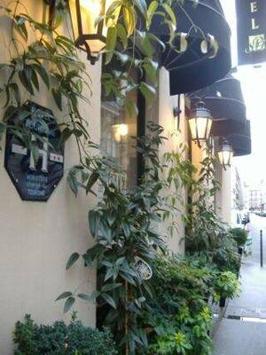 Holidays at Paris Saint Honore Hotel in C.Elysees, Trocadero & Etoile (Arr 8 & 16), Paris