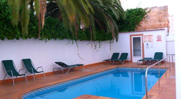 Holidays at Geminis Hotel in Ciutadella, Menorca