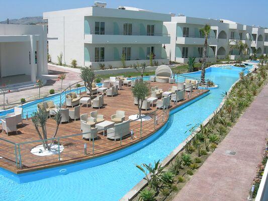Holidays at Afandou Bay Resort Hotel in Afandou, Rhodes