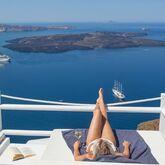 Holidays at On The Rocks Hotel in Imerovigli, Santorini