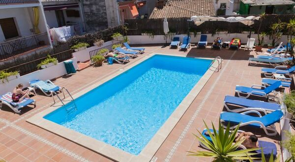 Holidays at El Cid Hotel in Sitges, Costa Dorada
