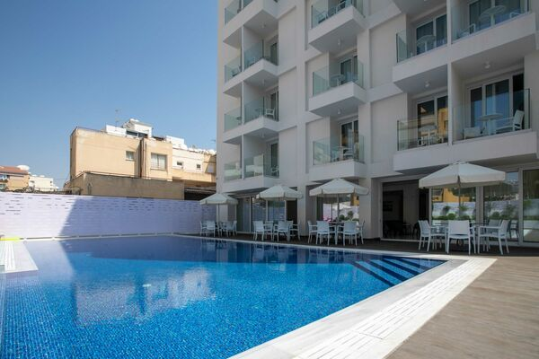 Holidays at Larco Hotel in Larnaca, Cyprus