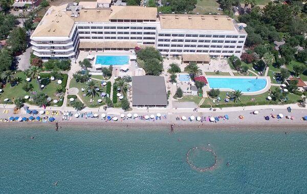 Holidays at Elea Beach Hotel in Dassia, Corfu