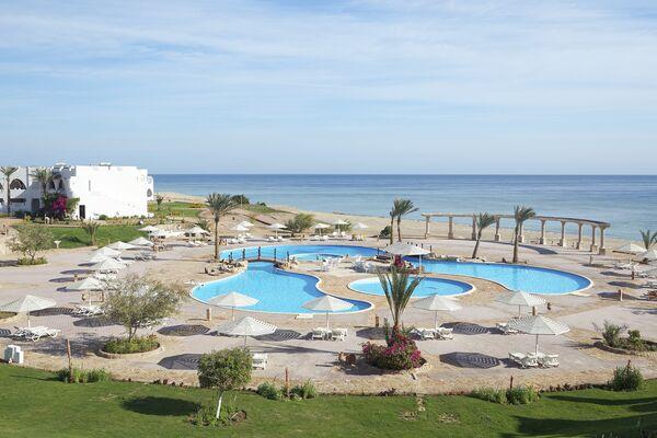 Holidays at Three Corners Equinox Beach Resort in Abu Dabbab, Marsa Alam