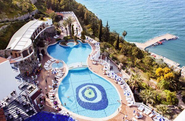 Holidays at Labranda Ephesus Princess Hotel in Kusadasi, Bodrum Region