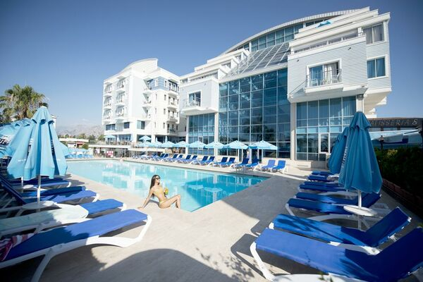 Holidays at Sea Life Family Resort in Konyaalti Coast, Antalya