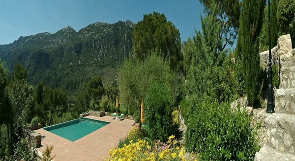Holidays at Son Palou Hotel in Orient, Majorca