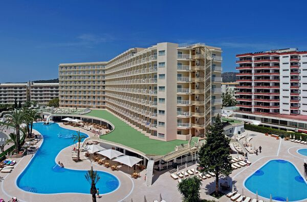 Holidays at Sol Guadalupe Hotel in Magaluf, Majorca