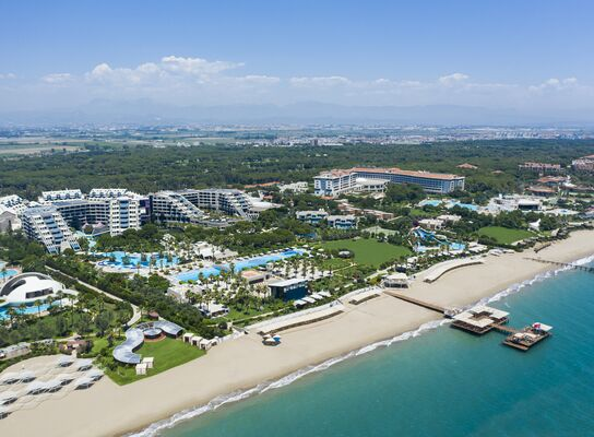 Holidays at Susesi Luxury Resort in Belek, Antalya Region
