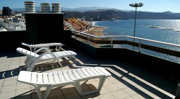 Holidays at Brisamar Canteras Aparthotel in Las Palmas, Gran Canaria